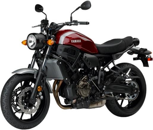 2018 Yamaha XSR700 Photo 4 of 8
