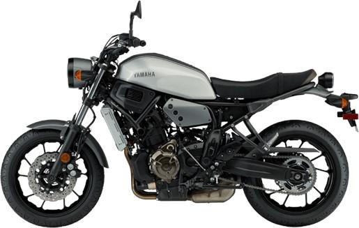 2018 Yamaha XSR700 Photo 6 of 8