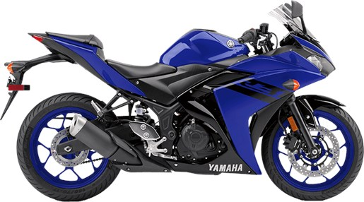 2018 Yamaha YZF-R3 ABS Photo 1 of 12