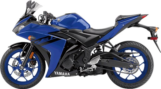 2018 Yamaha YZF-R3 ABS Photo 2 of 12
