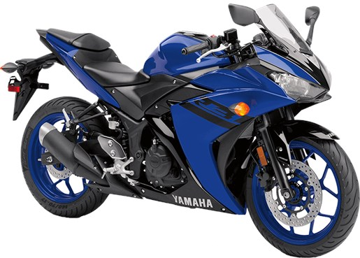 2018 Yamaha YZF-R3 ABS Photo 3 of 12