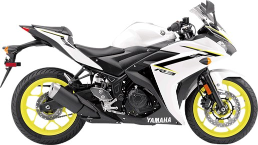 2018 Yamaha YZF-R3 ABS Photo 5 of 12