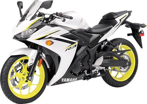 2018 Yamaha YZF-R3 ABS Photo 8 of 12