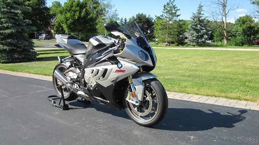 2010 BMW S1000RR Photo 3 of 7