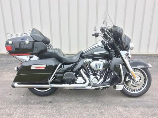 2013 Harley-Davidson FLHTK - Electra Glide® Ultra Limited Photo 1 of 10