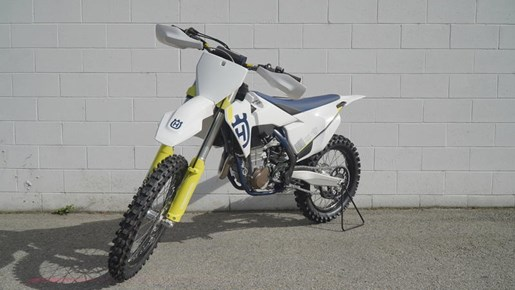 2019 Husqvarna® FC 450 Photo 1 of 3