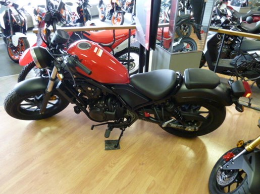 2018 Honda Rebel 500 ABS Photo 1 of 1