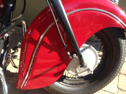 1947 Indian Chief Photo 2 of 2