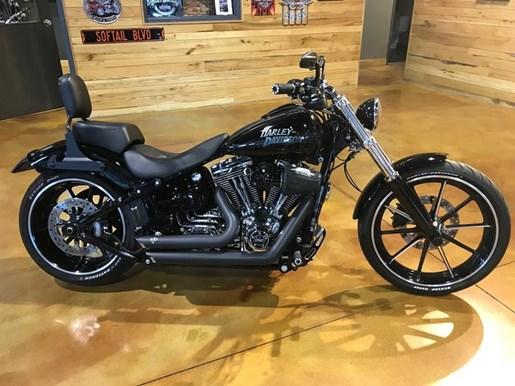 2014 Harley-Davidson FXSB - Softail® Breakout™ Photo 1 of 12