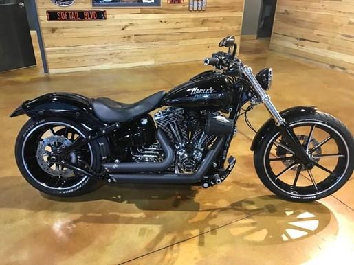 2014 Harley-Davidson FXSB - Softail® Breakout™ Photo 11 of 12