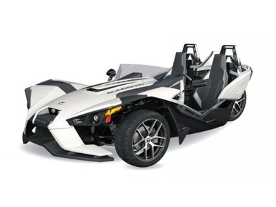 2018 Polaris Slingshot® Slingshot® SL Icon Monument White Photo 1 of 1