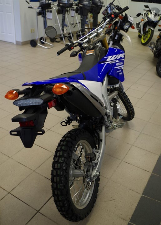 2018 Yamaha WR250R Photo 3 of 8