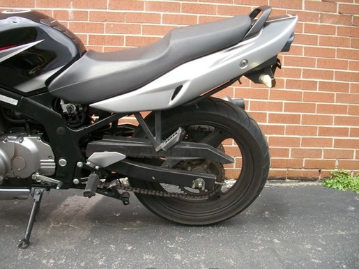 2008 SUZUKI GS500F Photo 12 of 15