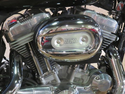 2011 Harley-Davidson XL883L - Sportster® SuperLow® Photo 1 of 8