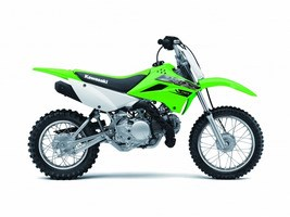 2019 Kawasaki KLX110 Photo 1 of 1
