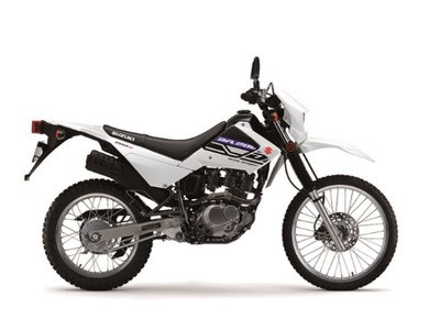 2019 Suzuki DR-200S Photo 1 of 1