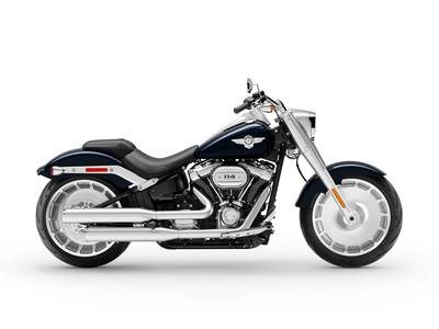 2019 Harley-Davidson FLFBS - Softail® Fat Boy® 114 Photo 1 of 1