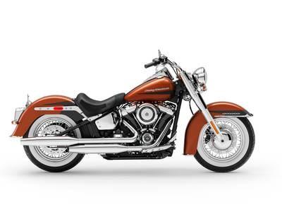 2019 Harley-Davidson FLDE - Softail® Deluxe Photo 1 of 1