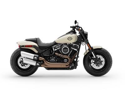 2019 Harley-Davidson FXFB - Softail® Fat Bob® Photo 1 sur 1