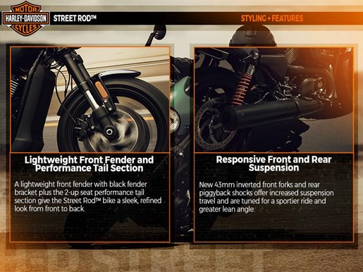 2018 Harley-Davidson XG750A - Street Rod® Photo 3 of 4