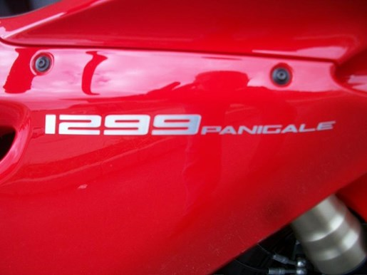 2016 Ducati 1299 Panigale Photo 4 of 28