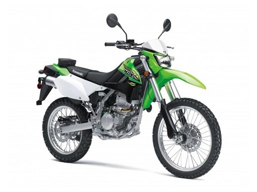 2018 Kawasaki KLX250 Photo 1 of 4