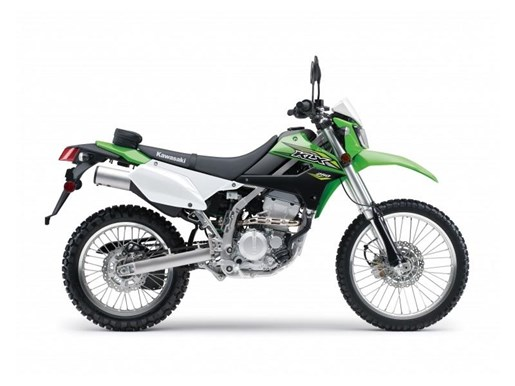 2018 Kawasaki KLX250 Photo 2 of 4