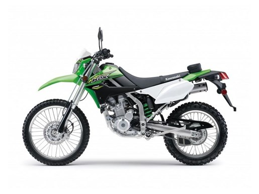 2018 Kawasaki KLX250 Photo 3 of 4