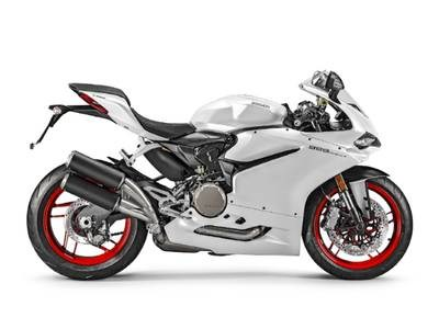 2018 Ducati 959 Panigale White Photo 1 of 1