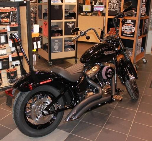 2019 Harley-Davidson FXBB - Softail® Street Bob® Photo 1 of 5