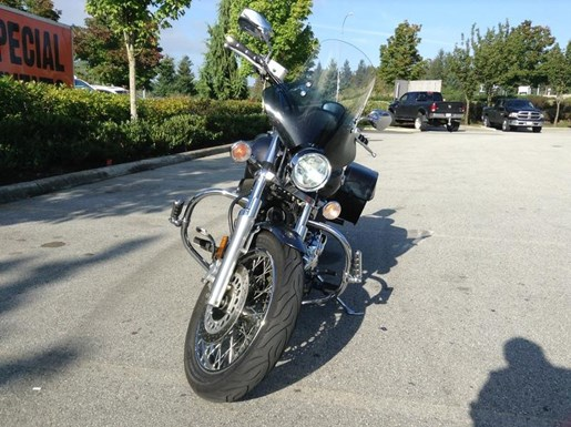 2010 Yamaha Vstar 1100 Custom Photo 4 of 6