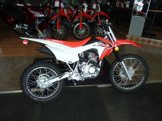 2018 Honda CRF125FB Photo 1 of 5