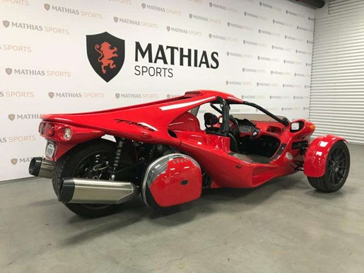 2017 Campagna t-rex 16S Photo 2 of 9