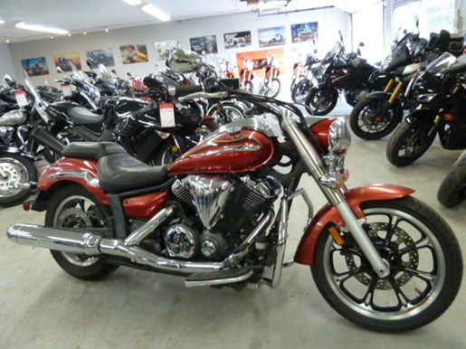 2009 Yamaha V Star 950 Photo 1 of 8