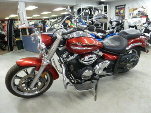 2009 Yamaha V Star 950 Photo 3 of 8