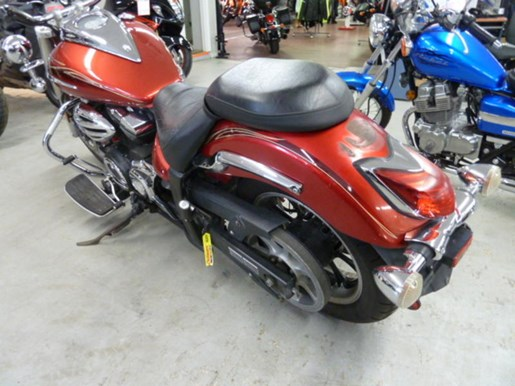 2009 Yamaha V Star 950 Photo 4 of 8