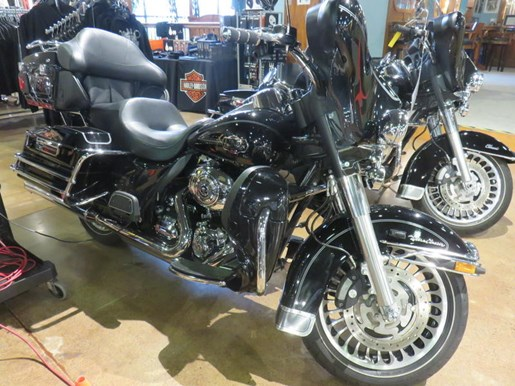 2009 Harley-Davidson Electra Glide Ultra Photo 1 of 9