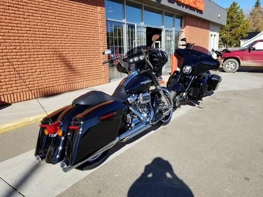 2019 Harley-Davidson FLHX - Street Glide® Photo 5 of 8