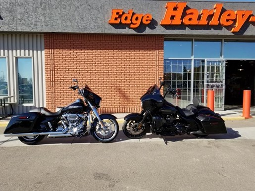 2019 Harley-Davidson FLHX - Street Glide® Photo 7 of 8