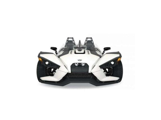 2019 Polaris SLINGSHOT SLR ICON MONUMENT WH Photo 2 of 2