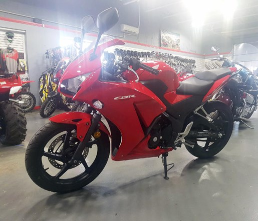 2015 Honda CBR300R ABS Photo 4 of 9