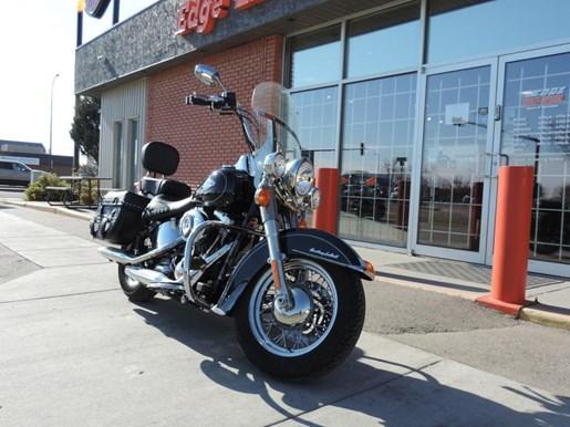 2013 Harley-Davidson FLSTC - Heritage Softail® Classic Photo 2 of 6