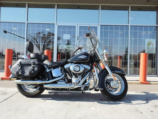 2013 Harley-Davidson FLSTC - Heritage Softail® Classic Photo 6 of 6