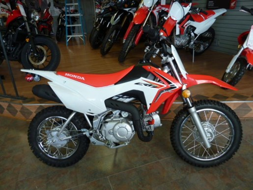 2018 Honda CRF110F Photo 1 of 5
