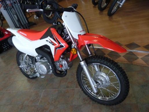 2018 Honda CRF110F Photo 3 of 5