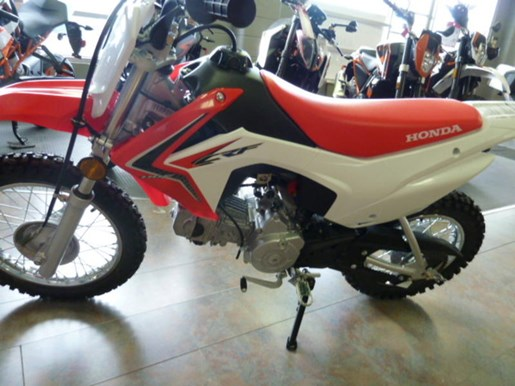 2018 Honda CRF110F Photo 5 of 5