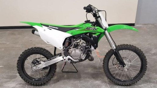 2017 Kawasaki KX™ 100 Photo 1 of 5