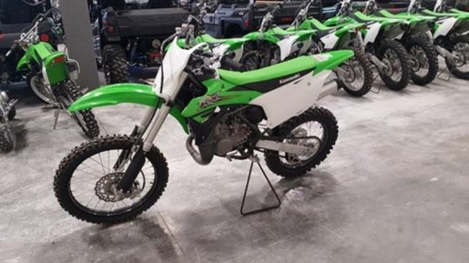 2017 Kawasaki KX™ 100 Photo 3 of 5