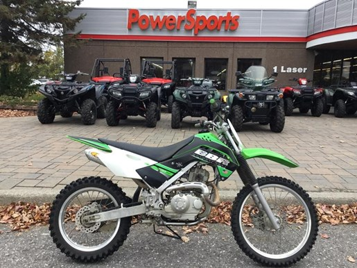2009 Kawasaki Klx140 Photo 2 of 4