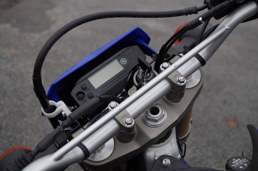 2015 Yamaha WR250R Photo 10 of 14
